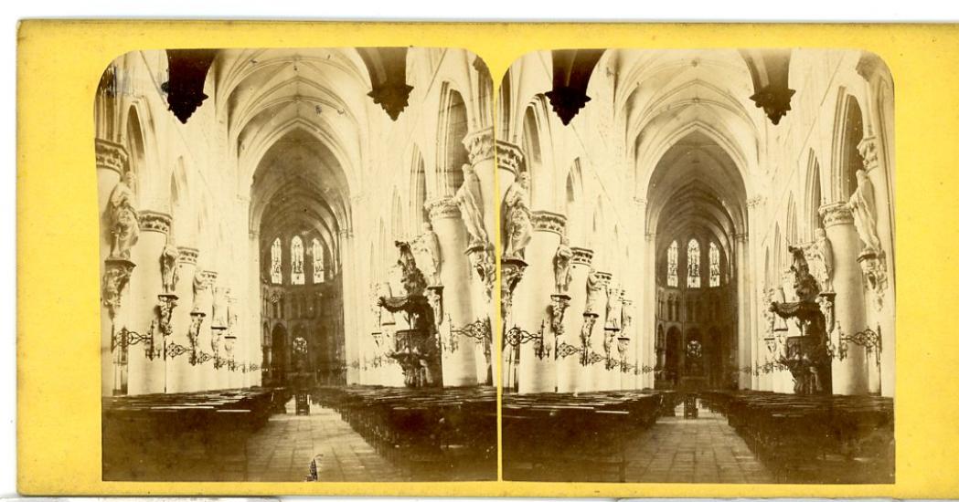 Stereo belgique bruxelles cath drale sainte gudule for Interieur belgique
